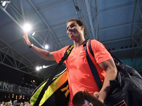 Rafael Nadal siap perkuat Spanyol di ATP Cup 2021