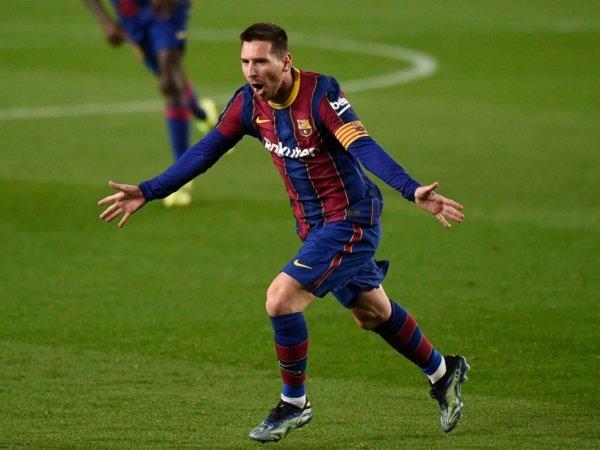 Kontrak Lionel Messi beber ke publik, Ronald Koeman marah.