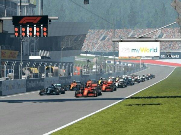 Enzo Fittipaldi Menangi Putaran Pertama Seri Virtual GP F1 2021