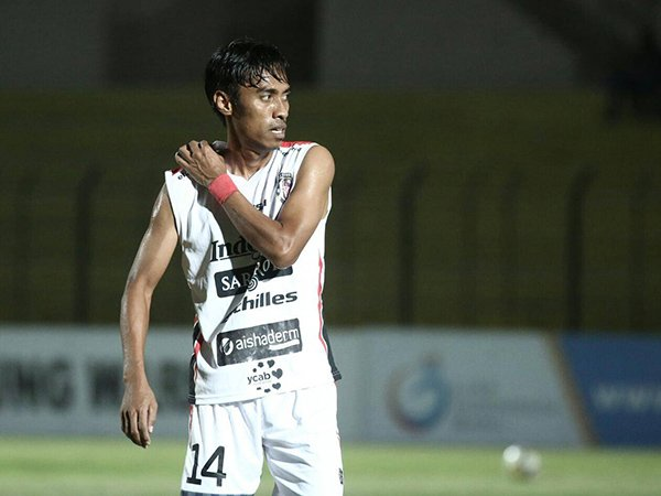 Kapten Bali United, Fadil Sausu