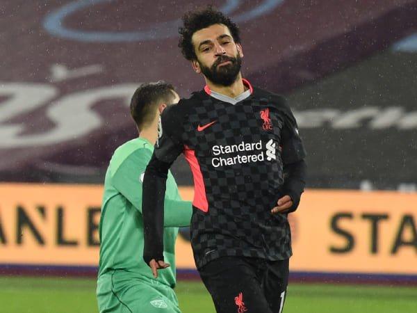 Klopp Akui Liverpool Terbantu dengan Kembali Membaiknya Penampilan Salah