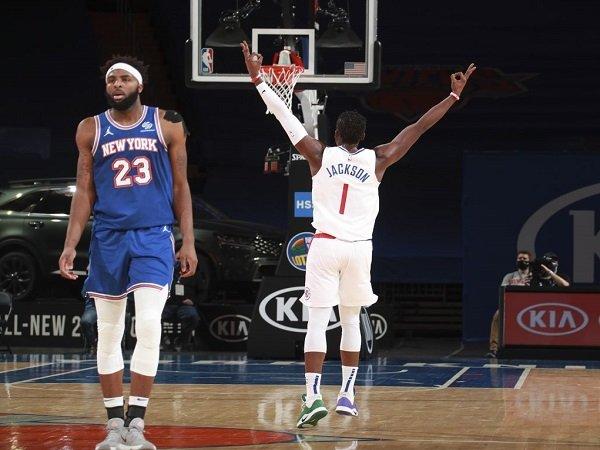 Los Angeles Clippers buat New York Knicks bertekuk lutut.