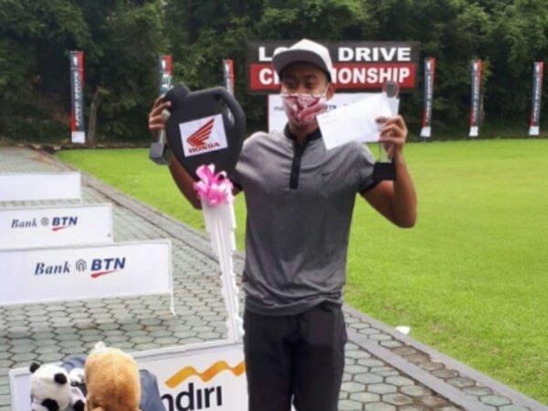 Mikail Jaydra Nyaris Samai Rekor Jarak Pukul Terjauh dari Pegolf PGA Tour