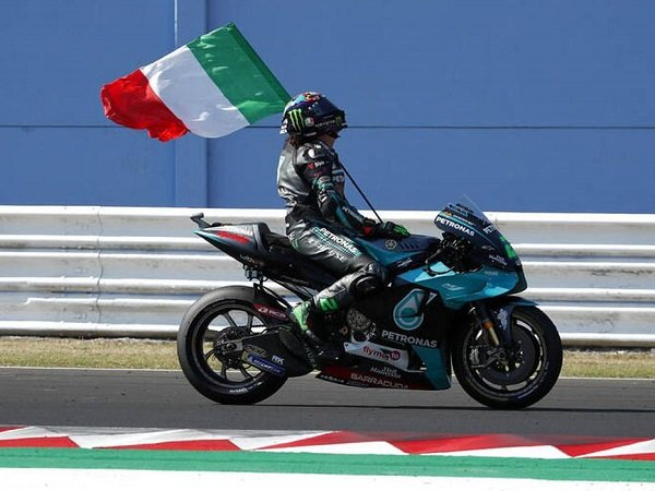 Petronas Yamaha jadikan Franco Morbidelli sebagai ujung tombak di MotoGP 2021.