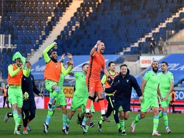 Lazio taklukkan Atalanta 3-1