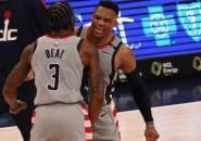 Westbrook Jadi Penentu Kemenangan Wizards Atas Nets