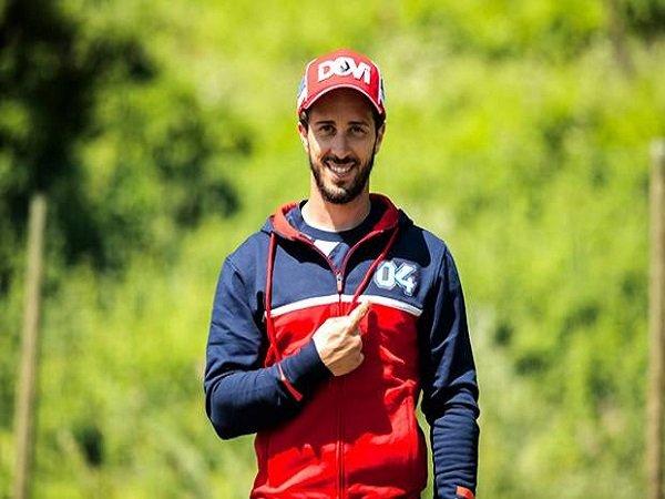 Andrea Dovizioso pasang standar tinggi bagi tim yang ingin pakai jasanya.
