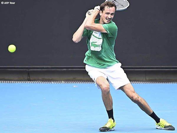 Daniil Medvedev siap perkuat Rusia untuk kali kedua secara beruntun di ATP Cup