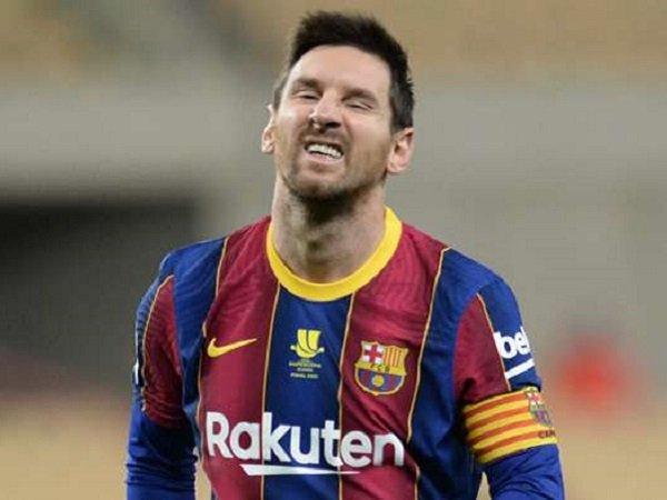 Josep Maria Bartomeu bantah bocorkan kontrak Lionel Messi. (Images: Getty).