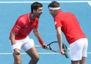 Kembali Perkuat Serbia, Novak Djokovic Belum Terkalahkan Di ATP Cup