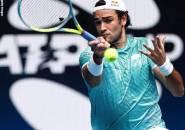 Matteo Berrettini Antar Italia Ungguli Austria Di Grup C ATP Cup