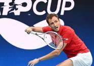Medvedev Dan Rublev Persembahkan Kemenangan Awal Bagi Rusia Di ATP Cup