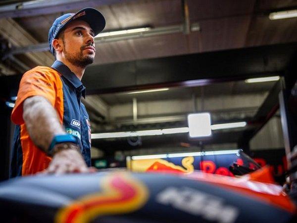 Miguel Oliveira optimistis tampil lebih baik lagi di MotoGP 2021.