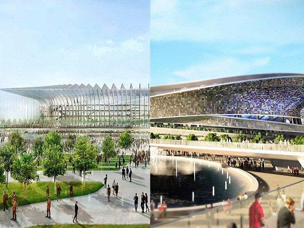 Rencana Stadion Baru Milan
