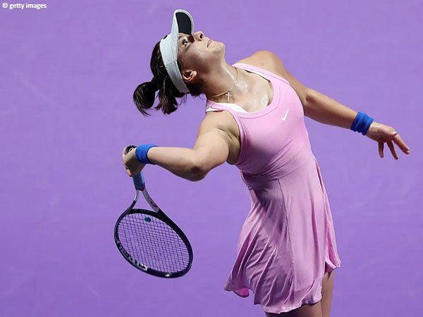 Bianca Andreescu harus menunggu lebih lama untuk melakoni laga pertama dalam satu musim terakhir