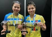 BWF Ranking: Greysia/Apriyani Naik ke Peringkat 6 Dunia