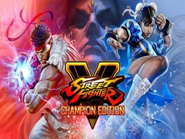 Capcom Rilis Jadwal Showcase Winter Update SFV: Championship Edition
