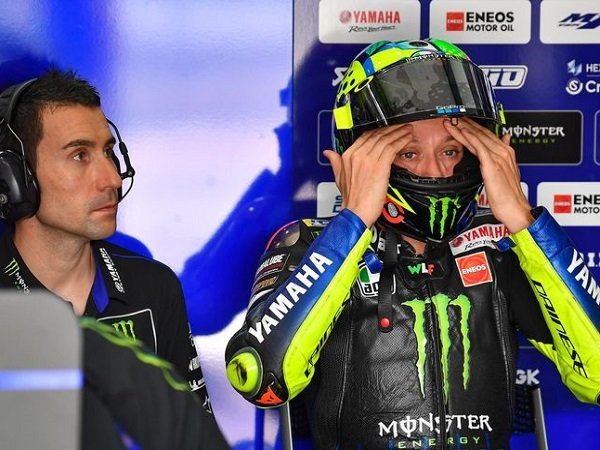 David Munoz merasa terhormat bisa bantu Valentino Rossi jadi kepala kru.