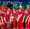 Hitung Mundur Kejuaraan Beregu Campuran Eropa 2021