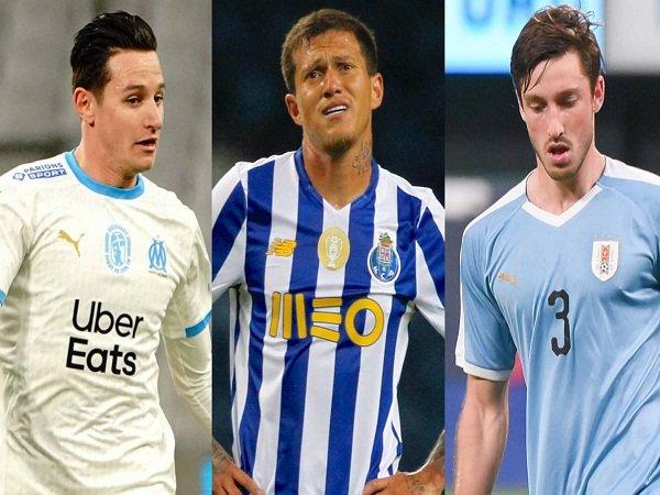 Tiga target Milan musim depan