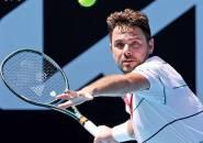 Perjuangan Stan Wawrinka Buahkan Satu Tiket Babak Ketiga Murray River Open