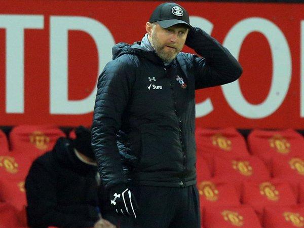 Manajer Southampton, Ralph Hasenhuttl.