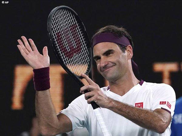 Roger Federer sudah tak sabar untuk kembali berkompetisi di Qatar Open 2021