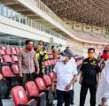 Stadion untuk Pembukaan PON ke-XX Dicek DPD RI dan Kemenpora