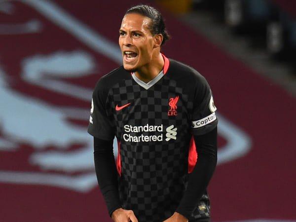 Van Dijk Bisa Bermain Lagi Bagi Liverpool Musim Ini Jika Diberi Keajaiban