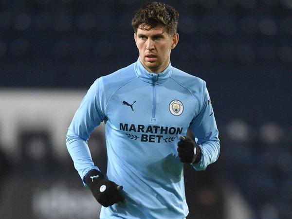 Bek Manchester City, John Stones.