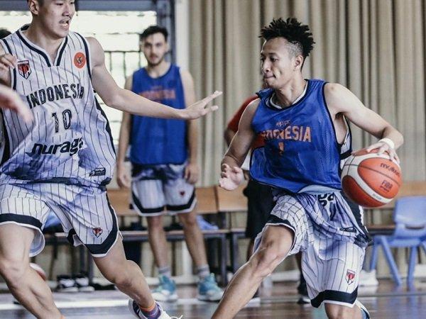 Hendrick Xavi Yonga sudah jatuh cinta dengan basket sejak kecil.
