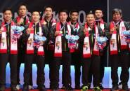 Kejuaraan Beregu Campuran Asia 2021 Resmi Dibatalkan