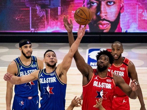 NBA tetap gelar laga All-Star pada bulan Maret.