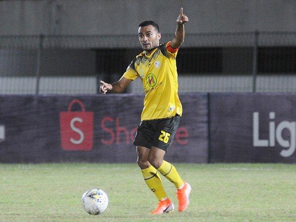 Rizky Pora perpanjang kontrak bersama Barito Putera