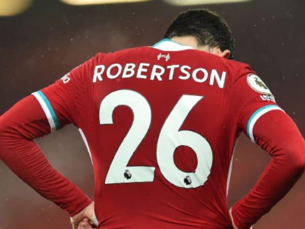 Robertson Akui Liverpool Tidak Terlibat Dalam Perburuan Gelar
