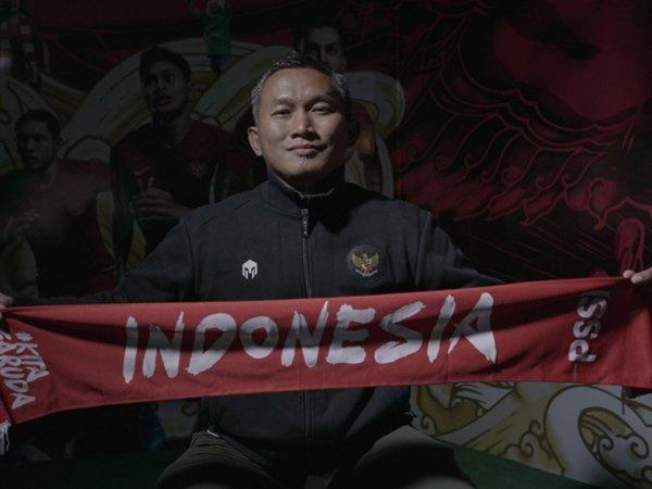 Pelatih timnas wanita Indonesia, Rudy Eka Priyambada