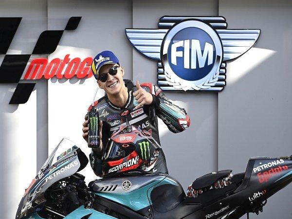 Fabio Quartararo ingin kembali harumkan nama Yamaha.