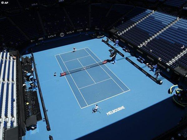 Tak akan ada pertandingan turnamen pemanasan jelang Australian Open pada hari Kamis (4/2)