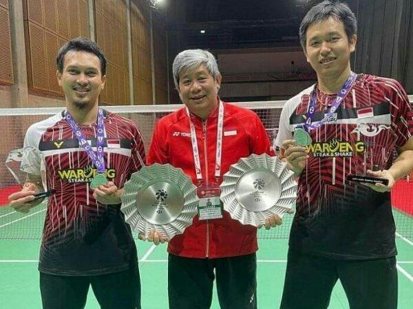 The Daddies Sudah Berikan Kemampuan Terbaik di BWF World Tour Finals