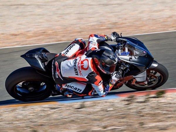 Jorge Martin pede bisa jadi juara dunia MotoGP suatu saat nanti.
