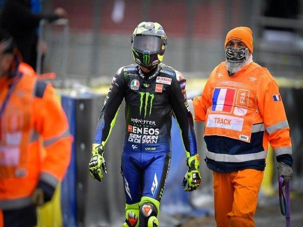Uccio Salucci bocorkan rencana terkait kapan Valentino Rossi akan pensiun.