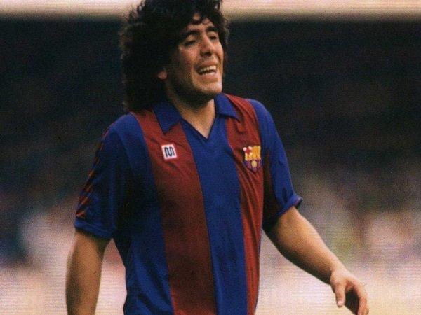 Atletico Madrid nyaris rekrut Maradona