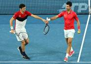 Gagal Pertahankan Gelar ATP Cup, Novak Djokovic Puji Daya Juang Tim Serbia