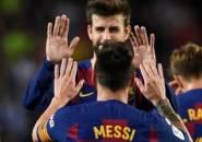 Gerard Pique Meyakini Lionel Messi Bahagia di Barcelona