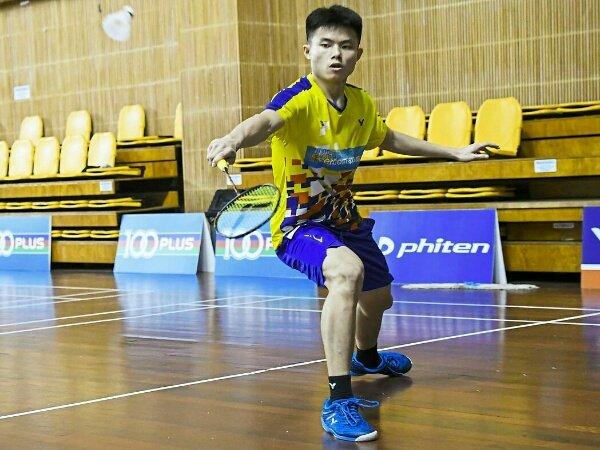 Justin Hoh Tak Kecewa Banyak Turnamen Junior Yang Dibatalkan BWF