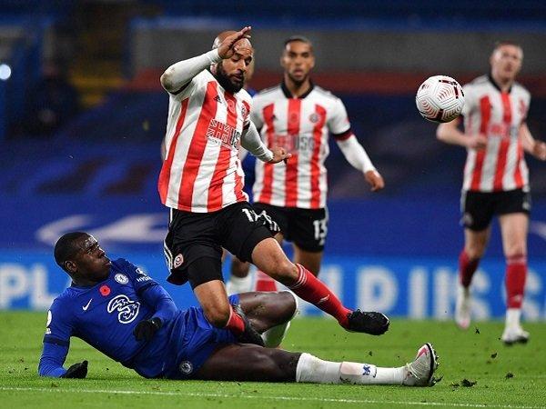 Chelsea berhadapan dengan Sheffield United pada pertandingan berikutnya di Premier League.
