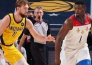 Zion Williamson Pecahkan Pencapaian Raja Rekor NBA Ini