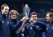 Daniil Medvedev Dan Andrey Rublev Tak Terbendung, Rusia Juarai ATP Cup