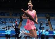 Elise Mertens Sabet Gelar Gippsland Trophy Tanpa Banyak Drama