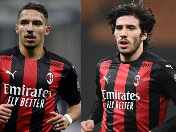 Bennacer dan Tonali dicoret dari skuat Milan
